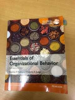 Organisational Behavior MNO1706