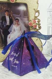 結婚回禮糖果盒連tiptree 蜜糖