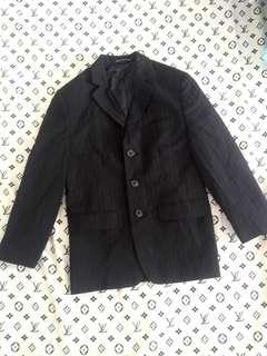 Calvin klein tuxedo coat