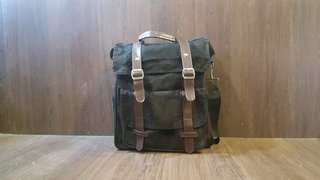 Authentic Minimalist Bag