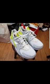 100%原裝正貨 Nike Huarache ID 灰白色