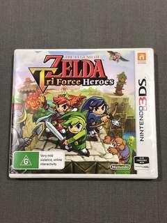 The Legend of Zelda: TriForce Heroes 3D