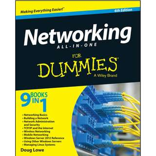 Networking All in One For Dummies, 6th Edition