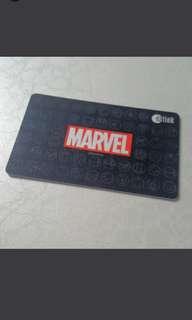 Marvels EZ link card