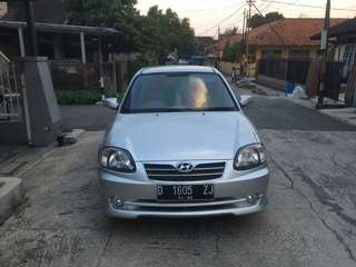 Hyundai avega 1500cc th 2012