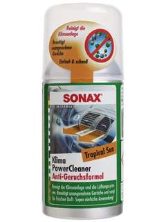 Sonax Air Con Cleaner (Tropical Sun)