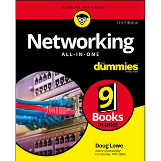Networking All in One For Dummies, 7th Ed