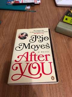 Jojo Moyes #bookbazaar