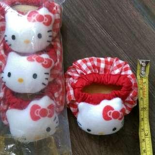 泰版Hello Kitty枱腳墊