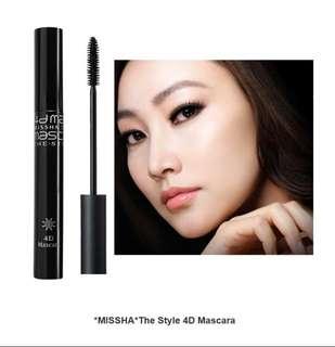 Missha The Style 4D Mascara