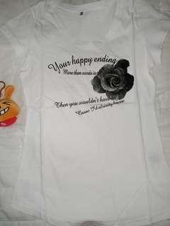 Tshirt for women. 🦋