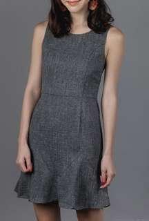 BNIB Grey Dress