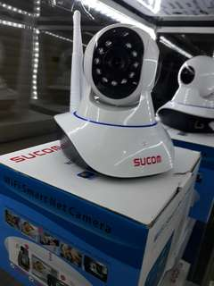 CCTV IP CAMERA ROTATING BABY SPY