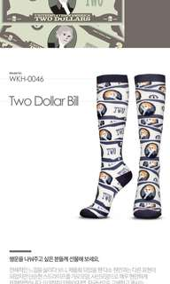 Korea Wonder Socks - Knee High Socks - Dollar