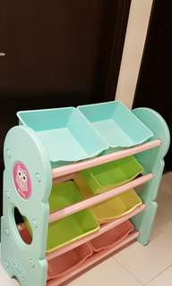 Toy chest ifam made in Korea