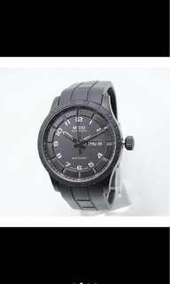 🚚 【MIDO】美度Multifort 黑武士 機械錶(M0184303705200)