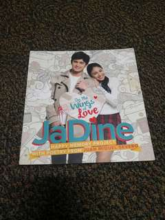 Jadine book