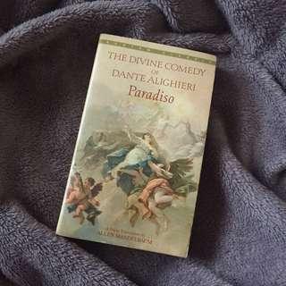 The Divine Comedy: Paradiso by Dante Alighieri #bookbazaar