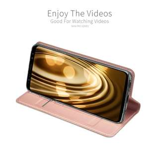 [Samsung A8 PLUS] Flip Cover