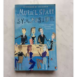 Symposium by Muriel Spark