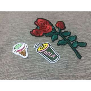 3 Patches