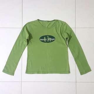 Tommy Hilfiger girls tees (Green)