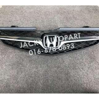 Front Grill Depan Honda City ZX Aria GD8 GD9 Japan