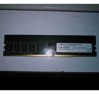 APACER 4GB DDR4 2133MHZ DESKTOP PC MEMORY RAM
