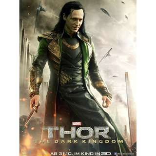 Loki movie posters