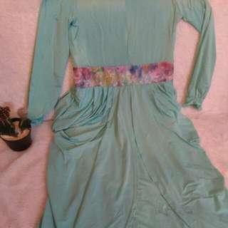 Dress Maxi Busui
