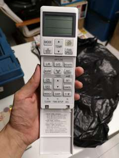 Brand new Mitsubishi air conditioner remote control