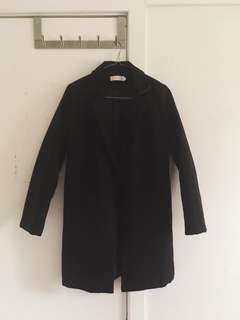 REDUCED Wool trench coat