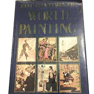 The HISTORY OF WORLD PAINTING