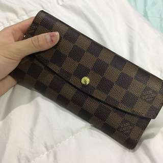 LV Monogram Purse
