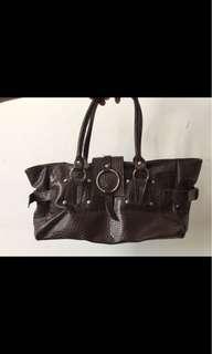 Large brown bag #20under