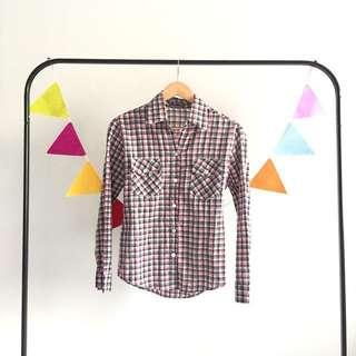 Checkers Women Shirt