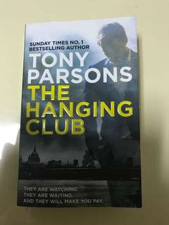 BN Tony Parsons The Hanging Club