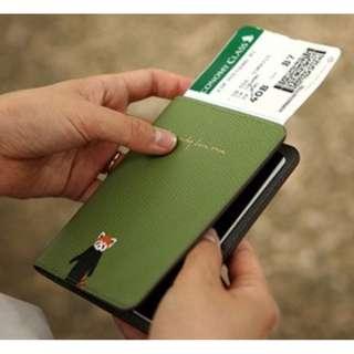Passport Cover/Passport Wallet/Travel Organiser/Travel Essential
