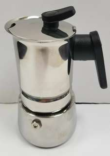 coffee maker (Stainless steel)