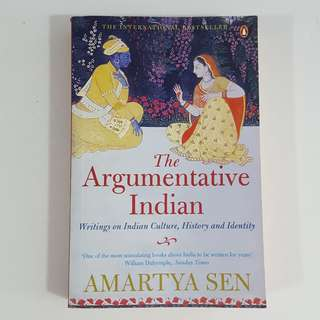 The Argumentative Indian by Amartya Sen