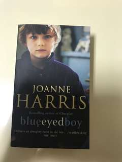 The Blue Eyes Boy by Joanne Harris