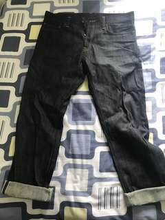 carhartt 牛仔褲 wtaps nbhd