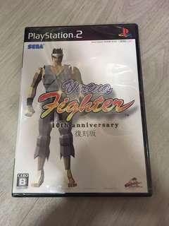 PS2 Virtua Fighter