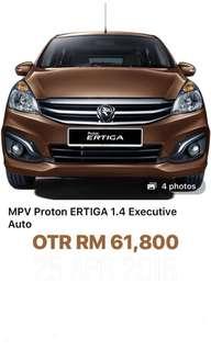 Proton Ertiga 1.4 Auto Executive