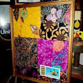 Label Batik Lama