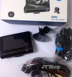 🎉Promotion🎉3 Ways Car Camera (front/inside/rear)