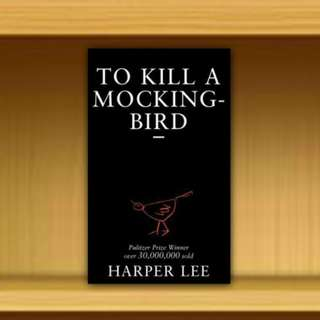 BN - To Kill A Mockingbird  By Harper Lee