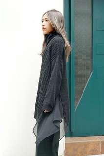Rococo 雪紡 冷衫 長裙