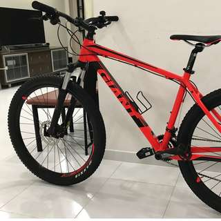 MTB Cycle **GIANT** Model Large