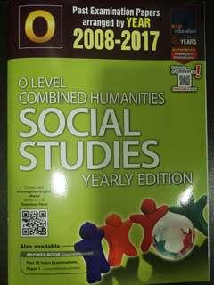 O level Social Studies TYS